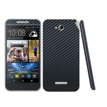 Snooky 20622 Mobile Skin Sticker For HTC Desire 616 - Black