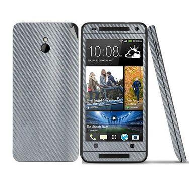 Snooky 20642 Mobile Skin Sticker For HTC One mini - silver