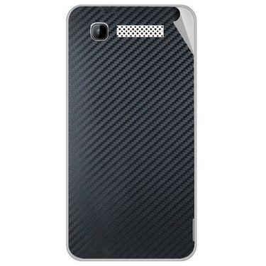 Snooky 43147 Mobile Skin Sticker For Intex Aqua 3g - Black