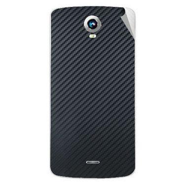 Snooky 43267 Mobile Skin Sticker For Intex Aqua i6 - Black