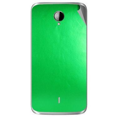 Snooky 43288 Mobile Skin Sticker For Intex Aqua i14 - Green