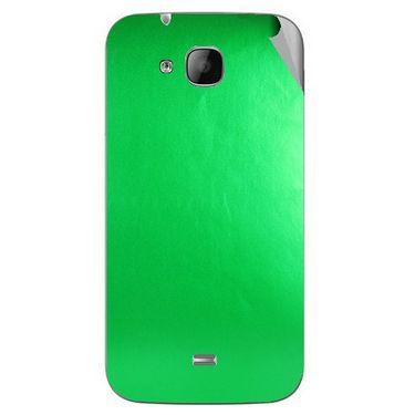 Snooky 43324 Mobile Skin Sticker For Intex Aqua N2 - Green