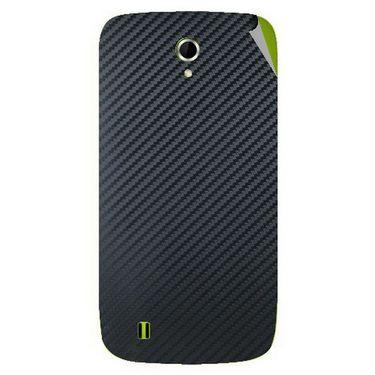 Snooky 43327 Mobile Skin Sticker For Intex Aqua N4 - Black