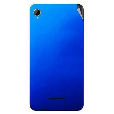 Snooky 43376 Mobile Skin Sticker For Intex Aqua Power HD - Blue