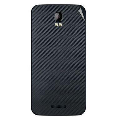 Snooky 43399 Mobile Skin Sticker For Intex Aqua Q1 - Black