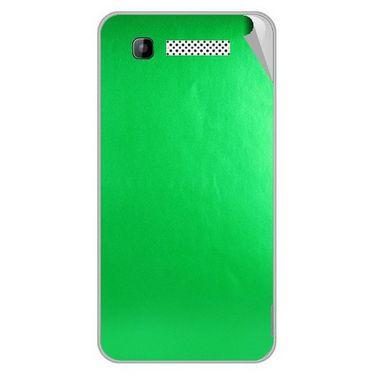 Snooky 43588 Mobile Skin Sticker For Intex Cloud Y11 - Green