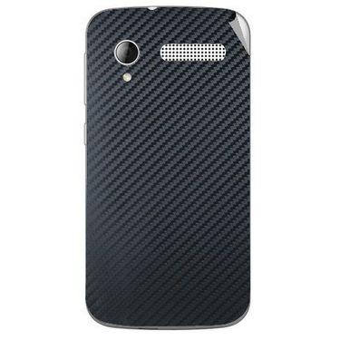 Snooky 43591 Mobile Skin Sticker For Intex Cloud Y12 - Black