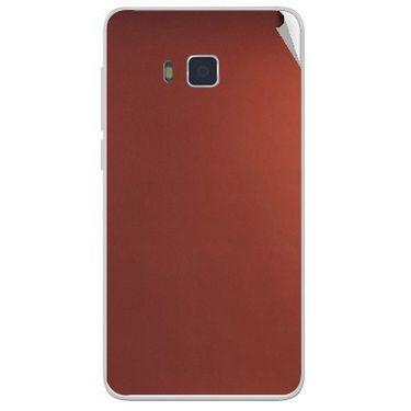 Snooky 43739 Mobile Skin Sticker For Lava Iris 406Q - Copper
