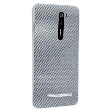 Snooky 43782 Mobile Skin Sticker For Lava Iris 503 - silver