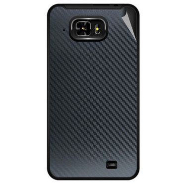 Snooky 43987 Mobile Skin Sticker For Micromax Superfone Pixel A90 - Black
