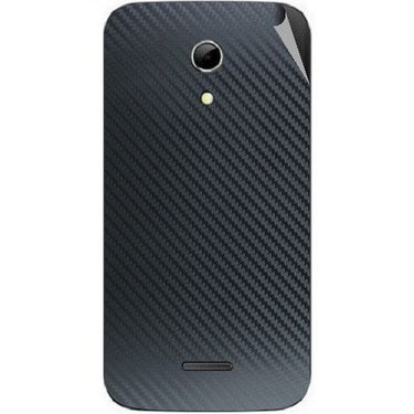 Snooky 44179 Mobile Skin Sticker For Micromax Canvas 2.2 A114 - Black