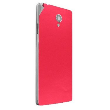 Snooky 44410 Mobile Skin Sticker For Xolo A500 Club - Red