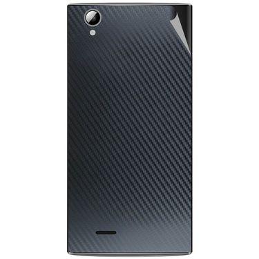 Snooky 44467 Mobile Skin Sticker For Xolo A600 - Black