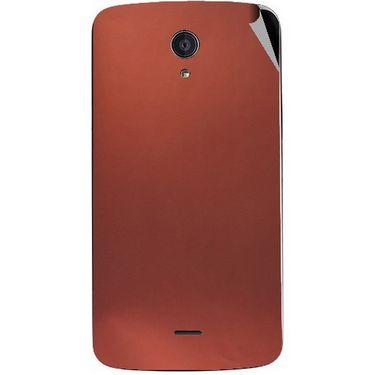 Snooky 44507 Mobile Skin Sticker For Xolo Omega 5.0 - Copper