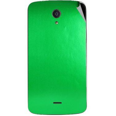 Snooky 44524 Mobile Skin Sticker For Xolo Omega 5.5 - Green