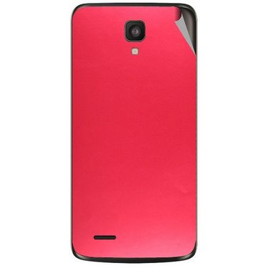 Snooky 44578 Mobile Skin Sticker For Xolo Q700 - Red