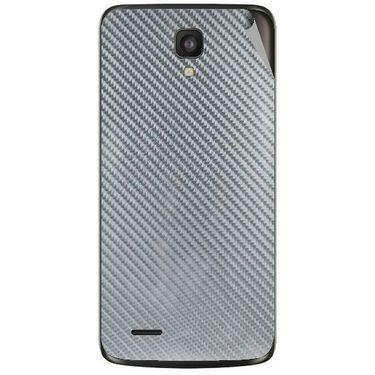 Snooky 44586 Mobile Skin Sticker For Xolo Q700 - silver