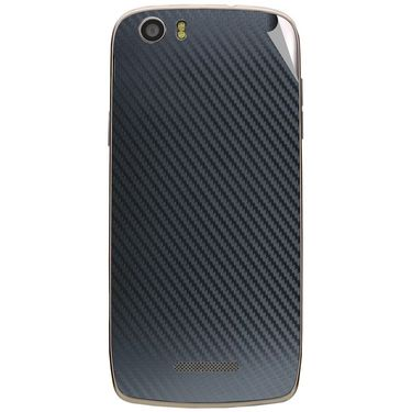 Snooky 44587 Mobile Skin Sticker For Xolo Q700s - Black