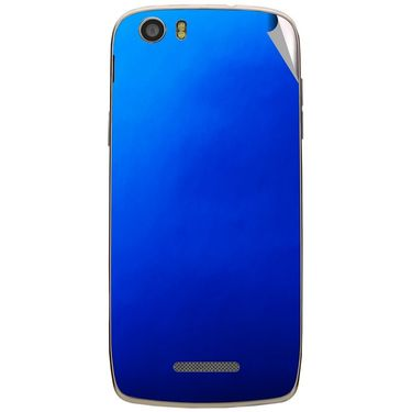 Snooky 44588 Mobile Skin Sticker For Xolo Q700s - Blue