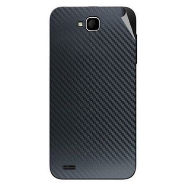 Snooky 44599 Mobile Skin Sticker For Xolo Q800 - Black