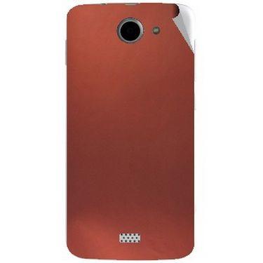 Snooky 44639 Mobile Skin Sticker For Xolo Q1000 - Copper