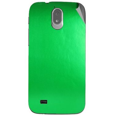 Snooky 44728 Mobile Skin Sticker For Xolo Play T1000 - Green