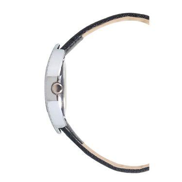 Exotica Fashions Analog Oval Dial Watch For Women_Efl24w59 - Black