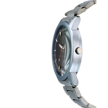 Rico Sordi Analog Round Dial Watch_Rws59 - Black