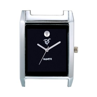 Rico Sordi Analog Square Dial Watch_Rws60 - Black