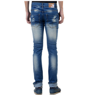 Pack of 3 Faded Slim Fit Jeans_3cmfr2
