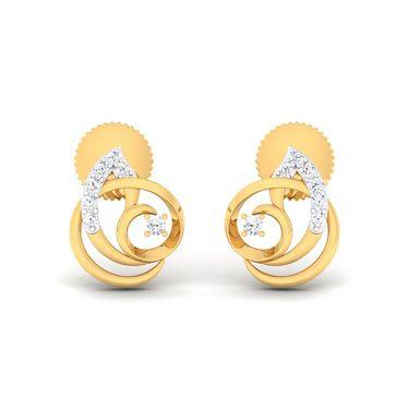 Kiara Sterling Silver Samiksha Earrings_5134e