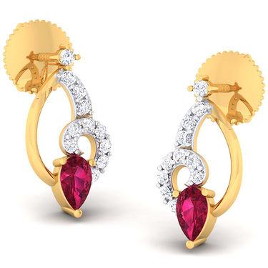 Kiara Sterling Silver Manasi Earrings_5237e