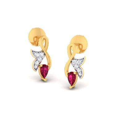 Kiara Sterling Silver Devyani Earrings_5238e
