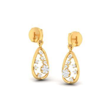 Kiara Sterling Silver Mohini Earrings_5414e