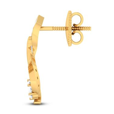 Kiara Sterling Silver Teena Earrings_5420e