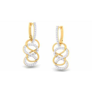 Kiara Sterling Silver Prajakta Earrings_5437e