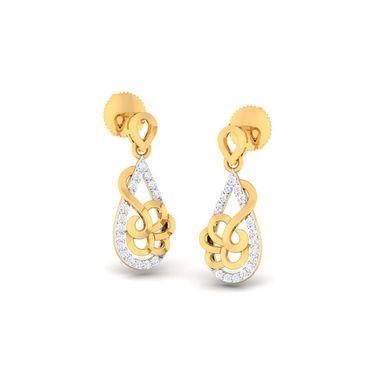 Kiara Sterling Silver Sakshi Earrings_5441e