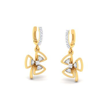 Kiara Sterling Silver Swara Earrings_6249e