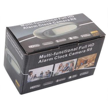 SPY NEW HD 1080P HIDDEN CAMERA CLOCK REMOTE NIGHT VISION MOTION DETECTION - CODE 337