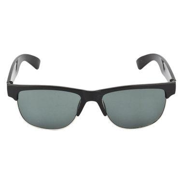 Mango People Plastic Unisex Sunglasses_Mp14003bk - Black