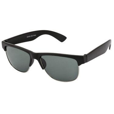 Mango People Plastic Unisex Sunglasses_Mp14003blk - Black