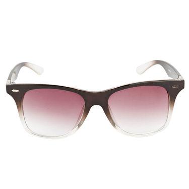 Mango People Plastic Unisex Sunglasses_Mp39003br - Black