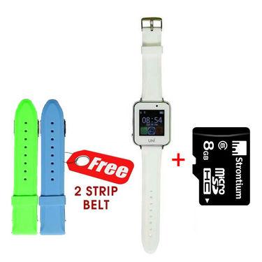 UNI N7100 Smart Watch (White)