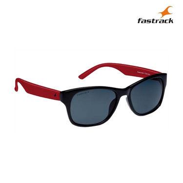 Fastrack 100% UV Protection Sunglasses For Unisex_Pc001bk5 - Blue