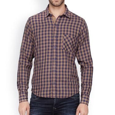 Crosscreek Cotton Casual Shirt_1230302 - Beige
