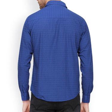 Crosscreek Cotton Casual Shirt_1030306 - Blue