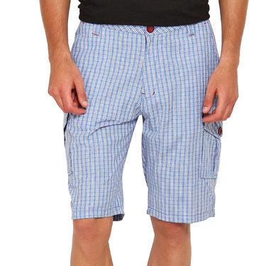 Wajbee Cotton Cargo Short For Men_Wma105 - Multicolor