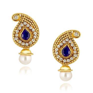 Spargz Designer Earring_Aier405 - Multicolor