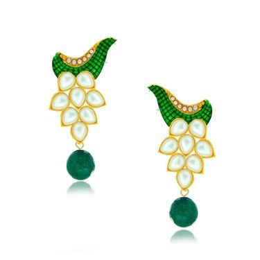 Spargz Designer Earring_Aier419 - Multicolor