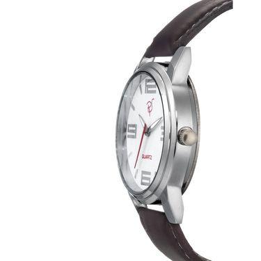 Rico Sordi Analog Round Dial Watch For Men_Rsmwl82 - White